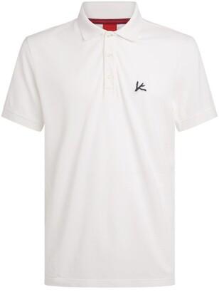Isaia Logo Polo Shirt
