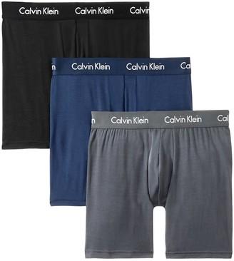 Calvin Klein Men's Underwear Body Modal Boxer Briefs 3 Pack