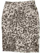 Current/Elliott Leopard Print Geneva Skirt w/ Tags