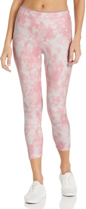 Jockey Women's Marble Tie Dye Capri Legging