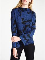 Marella Jadi Knitted Top, Cornflower Blue