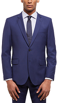 Jaeger Tropical Wool Regular Fit Suit Jacket, Blue