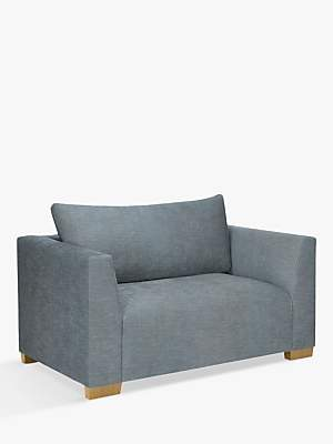 John Lewis & Partners Tokyo Medium 2 Seater Sofa, Light Leg, Connie Mist