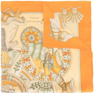 Hermes pre-owned Carre 90 scarf
