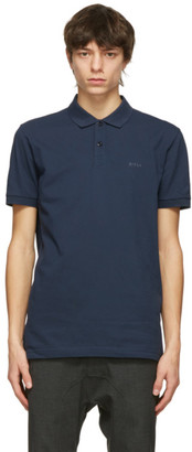 HUGO BOSS Navy Piro Polo