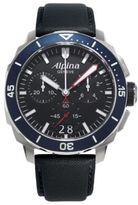 Alpina Seastrong Diver 300 Chronograph Watch