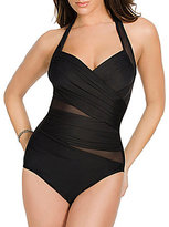 Miraclesuit Network Madero Mesh One-Piece