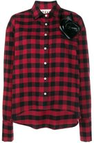 Awake checked shirt - women - Cotton - M