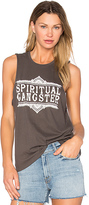 Spiritual Gangster SG Sahara Logo Tank
