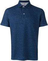 Brunello Cucinelli plain polo shirt - men - Cotton - L