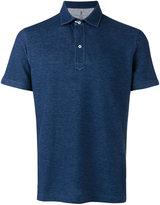 Brunello Cucinelli plain polo shirt - men - Cotton - S
