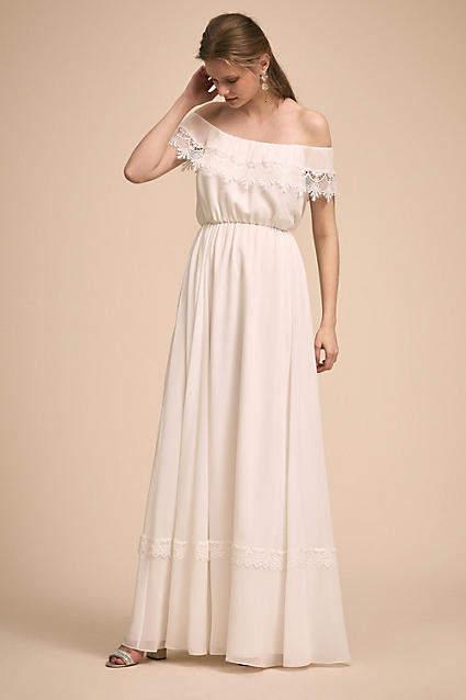 Anthropologie Tati Wedding Guest Dress