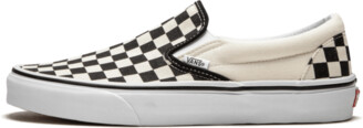 Vans Classic Slip-On 'Checkerboard' Shoes - Size 4