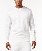 Sean John Men's Spacer Mesh Sweater