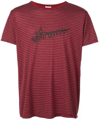 Saint Laurent SL star T-shirt