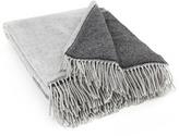 Lexington Company Lexington Urban Striped Wool Throw Grey 130x170cm