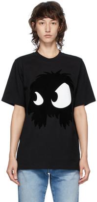 McQ Black Chester Monster T-Shirt