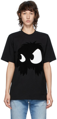 McQ Black Swallow Chester Monster T-Shirt