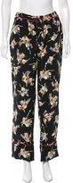 Marni Floral Print Silk Pants w/ Tags