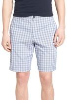Original Penguin Slim Fit Plaid Chino Shorts