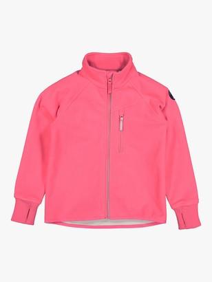 Polarn O. Pyret Children's Waterproof Fleece Jacket