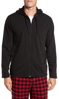 Nordstrom Men's Fleece Zip Hoodie