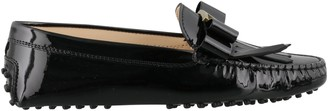 Tod's Bow Fringe Loafers