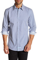 English Laundry Curlicue Long Sleeve Regular Fit Shirt