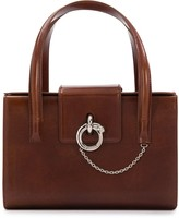 Cartier Jaguar ring tote bag