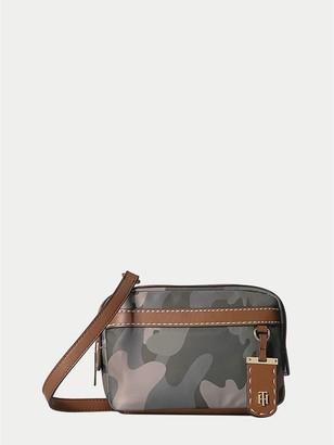 Tommy Hilfiger Camo Crossbody Bag