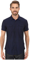 Calvin Klein Jeans Short-Sleeve End-On-End Utility Shirt