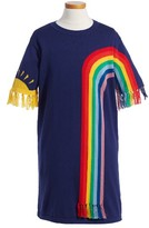 Stella McCartney Toddler Girl's Meg Rainbow Knit Dress