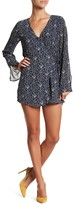 Lucca Couture Blair Long Sleeve Romper
