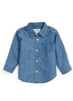 DL1961 Franklin Chambray Shirt (Baby Boys)