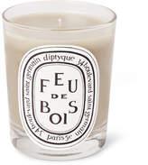 Diptyque Feu De Bois Scented Candle, 190g - Beige