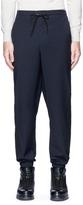 3.1 Phillip Lim Wool hopsack jogging pants