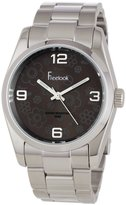 Freelook Women's HA5304-3 Viceroy Flowers Dial Stainless-Steel Case and Bracelet Watch
