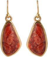 Barse FINE JEWELRY Art Smith by Sponge Coral Freeform Earrings