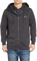 RVCA Men's Mechanics Zip Hoodie