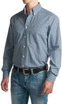 Ariat Wrinkle-Free Vaughn Shirt - Button Front, Long Sleeve (For Men)