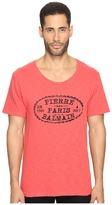 Pierre Balmain Stamp T-Shirt Men's T Shirt