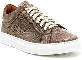 Donald J Pliner Addo Croc Embossed Leather Sneaker