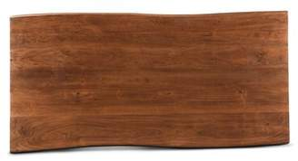Loon Peak Lipan 116 x 40 Table Top Loon Peak Color: Americano