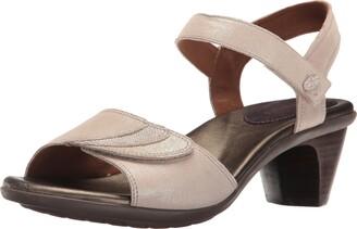 Aravon Women's Medici Heeled Sandal