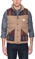 Lifetime Collective Embroidered Puffer Vest