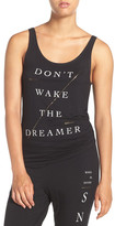Junk Food Clothing Don't Wake the Dreamer Graphic Tank