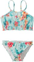 Seafolly Girls' Luau Lu Lu Tankini Set (2T7) - 8148039