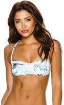 Roxy Shady Palm Athletic Swim Top