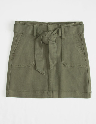 Almost Famous Utility Girls Skirt