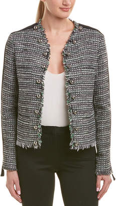 Pinko Tweed Blazer
